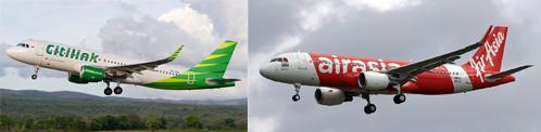 Binnenlandse vluchten steeds populairder in Indonesië