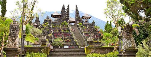 Indonesie Besakih De Mystiek van Oost Bali