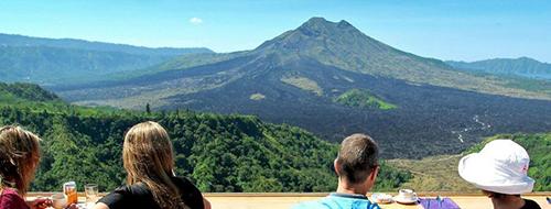 Indonesie Schoonheid van Kintamani