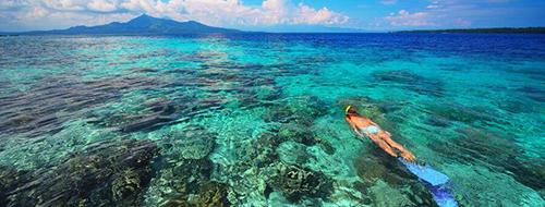 Indonesie Snorkelen in Bali Koraal SnorkeltourTulamben