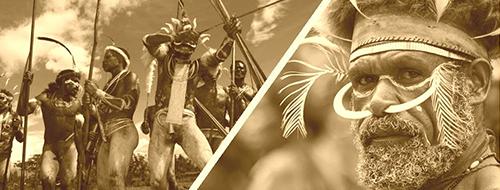 Het Ware verhaal in Papoea