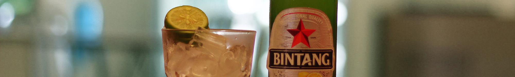 Bintang het grote biermerk in Indonesië