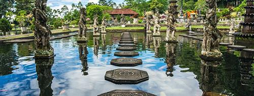 Korte trips Indonesië