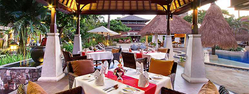 Rama Beach Hotel op Java