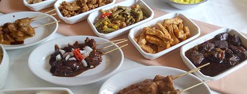 Indonesisch Restaurant Palembang