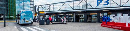 Lang-parkeren op vliegveld
