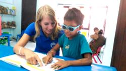 Als vrijwilliger werken bij Stichting Kolewa